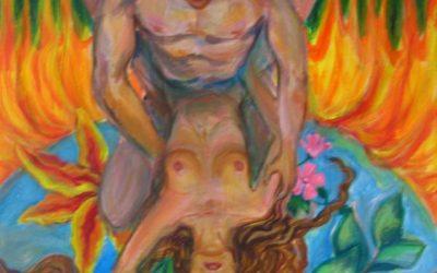 Bezhmotná dimenzia vesmírnej lásky
