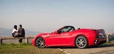 Kde zamilovanosť aj Láskou je, alebo Cesta s Ferrari